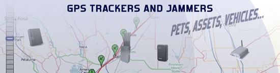 gps trackers and jammers